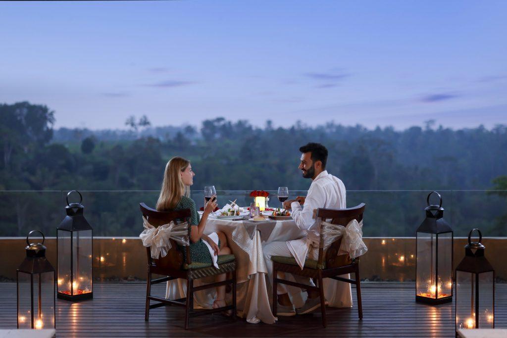 Padma Resort Ubud - Degustation Dinner
