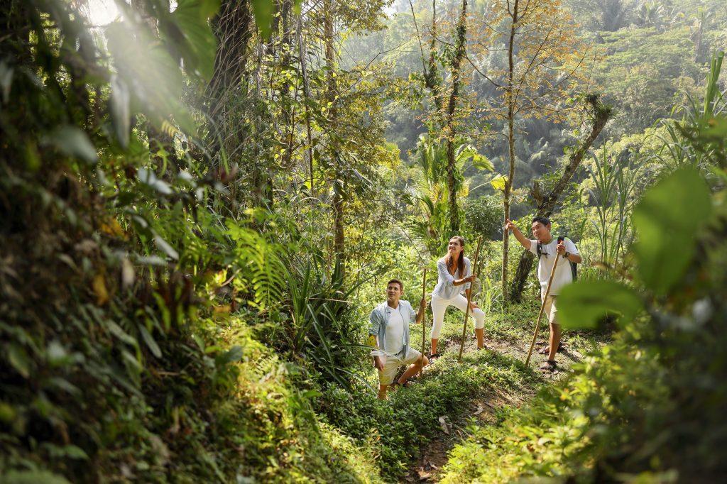 Padma Resort Ubud - Jungle Trekking
