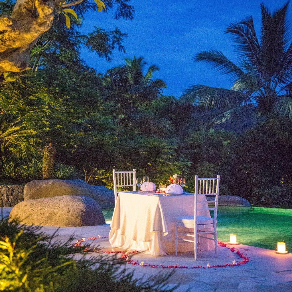 Valentine Dinner - Padma Resort Ubud