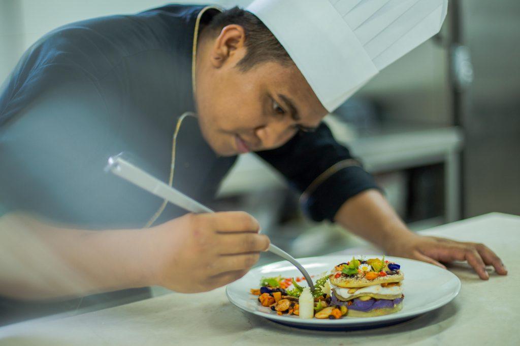 Padma Resort Ubud - Chef Competition Winner