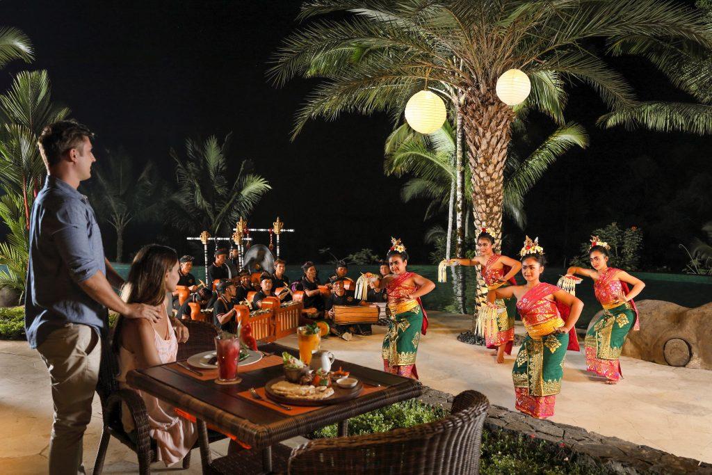 Padma Resort Ubud - Cultural Buffet Dinner