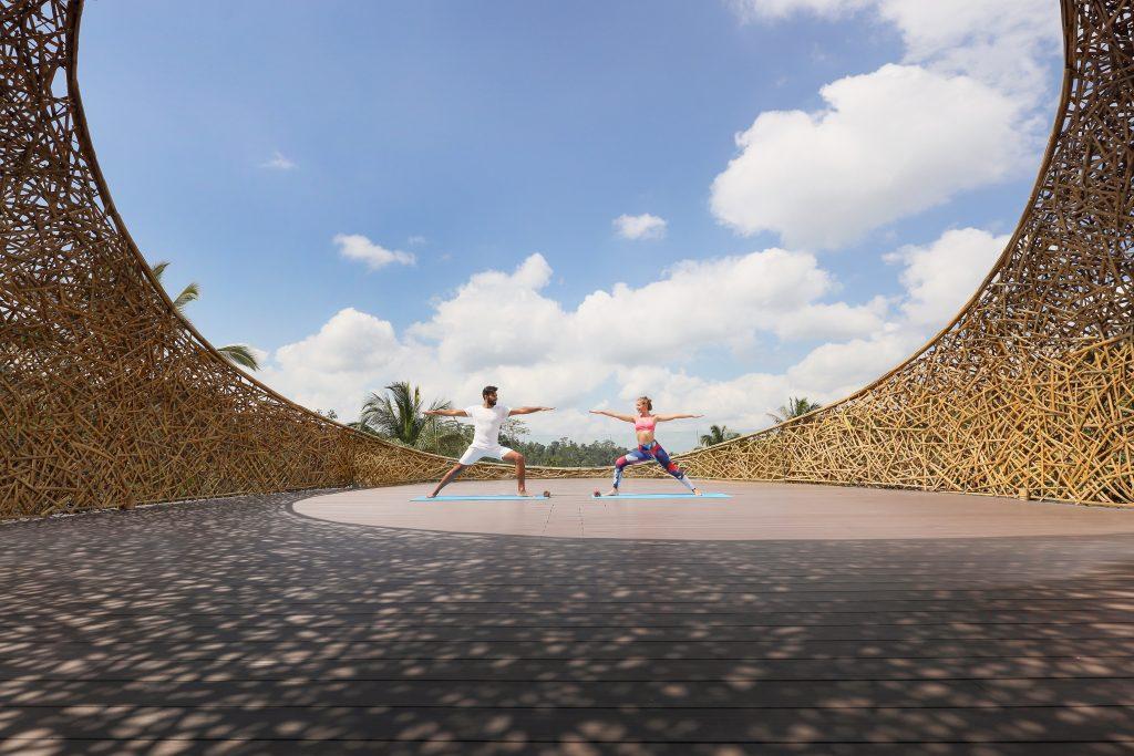 Padma Resort Ubud - Yoga at Bamboo Nest (3)